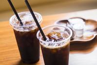 Takeaway ice coffee Stock photo [3950313] Coffee