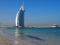 Burj Al Arab Stock photo [4035203] Dubai