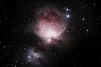 Orion Nebula Stock photo [4112490] Star