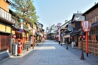 Kyoto Hanamikoji Stock photo [4115324] Kyoto