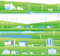 Renewable energy and power grid [4116334] Renewable