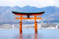 Hiroshima Miyajima Itsukushima Shrine Stock photo [4790341] Hiroshima