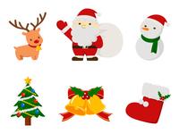 Christmas material [4791433] Christmas