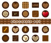 Chocolate Variety set [4794582] chocolate