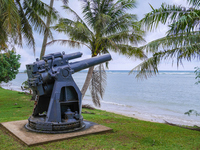 Guam cannon Stock photo [4795612] Guam