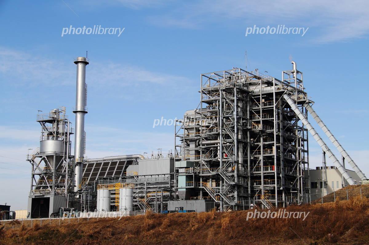 Biomass power station Photo