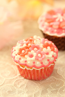 Decoration was cup cake Stock photo [4884165] cupcake