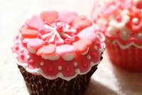 Decoration was cup cake Stock photo [4884167] cupcake