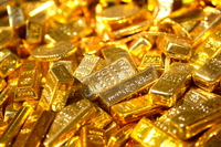 gold Stock photo [4992291] Raw
