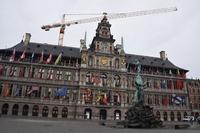 Antwerp City Hall Stock photo [4996946] Belgium