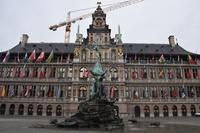 Antwerp City Hall Stock photo [4996948] Belgium