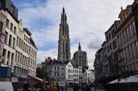 Antwerp city Stock photo [4996953] Belgium