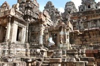 Old temple of Cambodia Stock photo [4997778] world