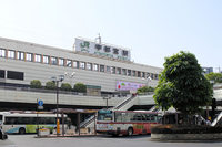 Utsunomiya station east exit Stock photo [5080847] Tochigi