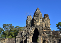 Cambodia Angkor Ruins Stock photo [5083171] Landscape