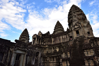 Cambodia Angkor Ruins Stock photo [5083181] Landscape