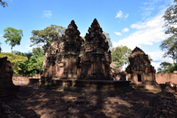 Cambodia Angkor Ruins Stock photo [5083208] Landscape