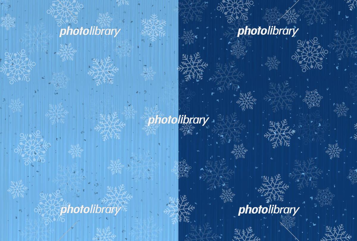 雪背景 イラスト素材 [ 5170311 ] - フォトライブラリー photolibrary