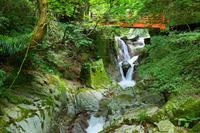 Saga Kannon's falls Bakuryu no waterfall  Photo
