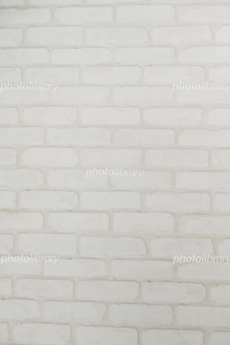 レンガ風の壁紙 写真素材 フォトライブラリー Photolibrary