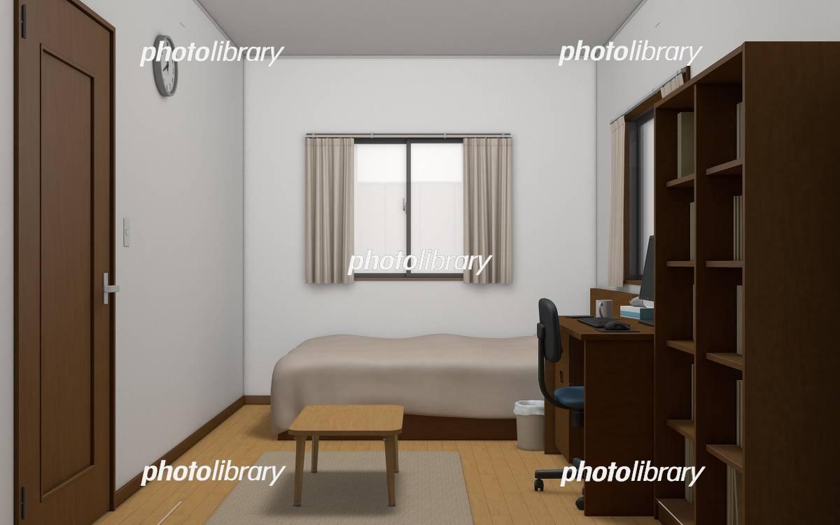 部屋 イラスト素材 フォトライブラリー Photolibrary