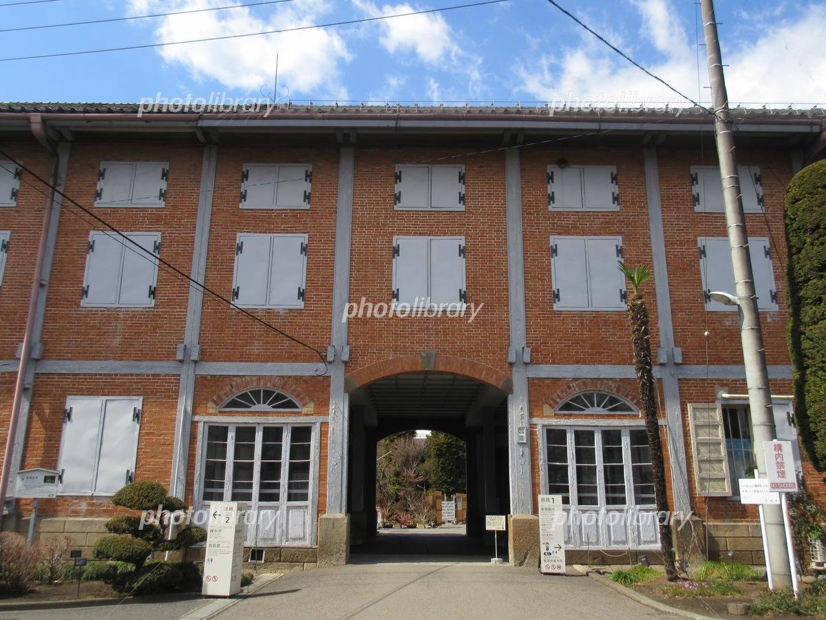 世界遺産 富岡製糸場 東繭倉庫 写真素材 5276684 フォト