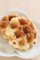 写真 Almond's Belgian waffle(5266687)