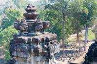 World Heritage Angkor Archaeological Site Group Angkor Thom Cambodia Siem Reap  Photo