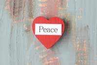Wish for peace  Photo
