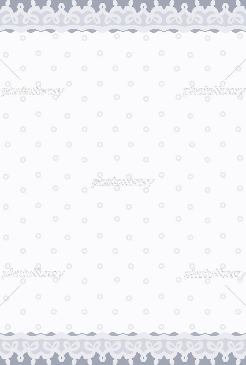 おしゃれなデザイン素材(モノクロ) イラスト素材 [ 5359732 ] - フォト