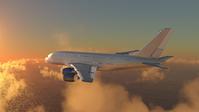 イラスト airplane(5362118)