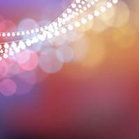 イラスト Light and colorful light background(5362224)