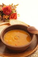 写真 Pumpkin soup hot granola(5362682)
