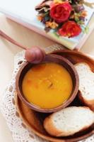 写真 Pumpkin soup hot granola(5362779)