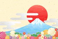 イラスト Fuji sunrise(5362780)