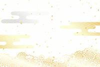 イラスト New Year's flowers Shochiku Meiku Kikura(5362788)