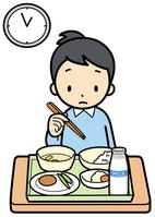 イラスト Surviving meals(5363582)
