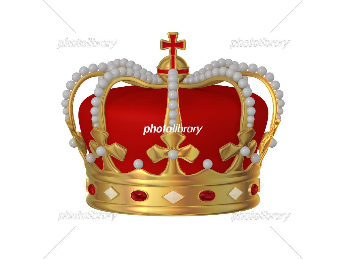 王冠 イラスト素材 5417813 フォトライブラリー Photolibrary