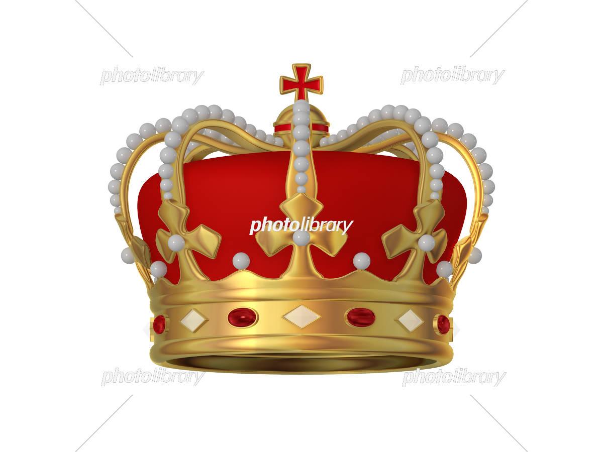 王冠 イラスト素材 5417814 フォトライブラリー Photolibrary
