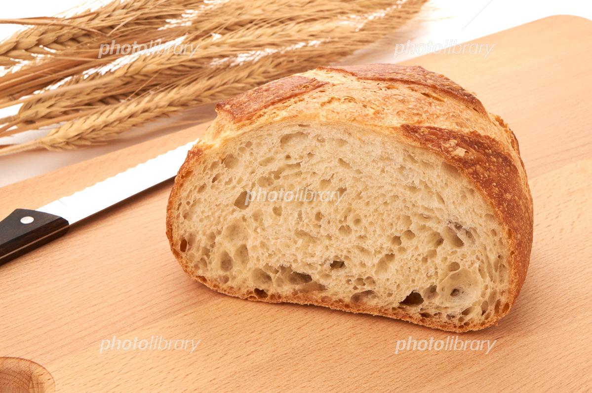 フランスパン・ブール 写真素材 ...