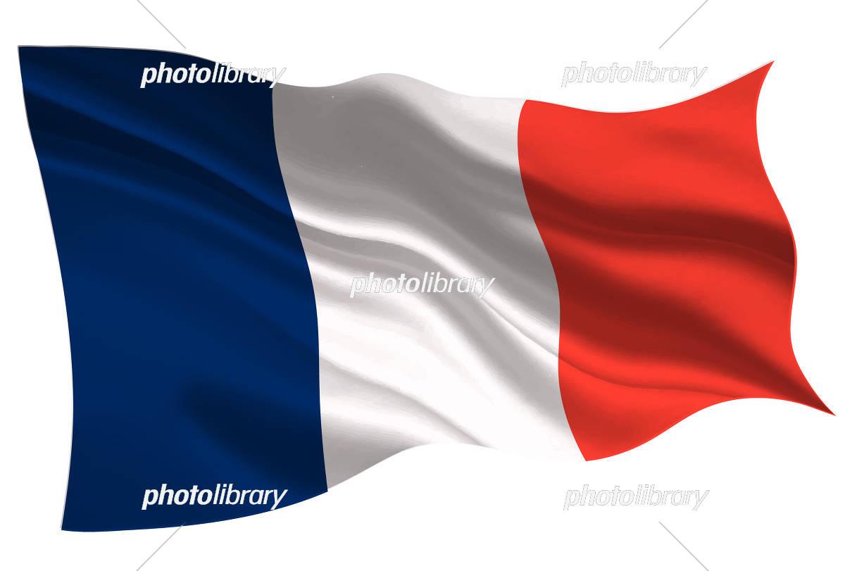 フランス 国旗 イラスト素材 5423869 フォトライブラリー Photolibrary