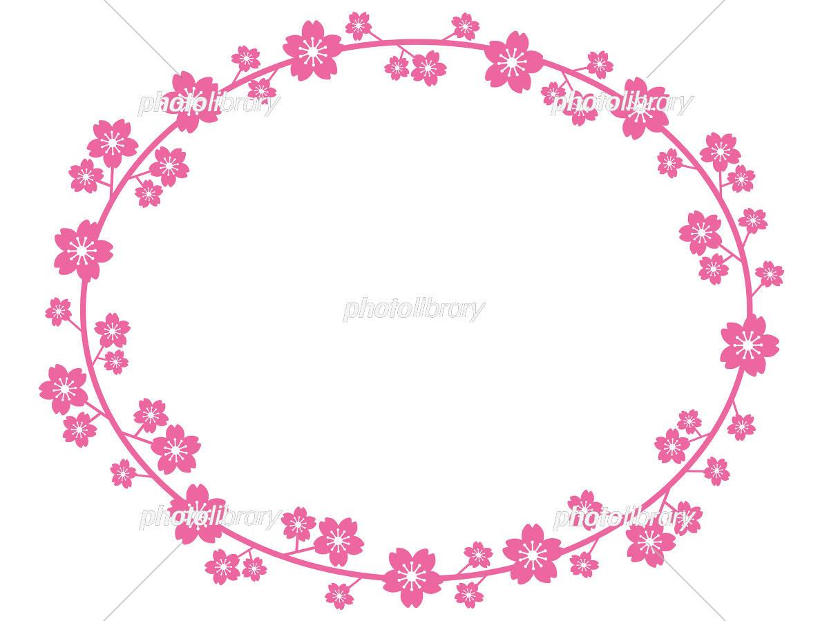のベスト 枠 春の 花 イラスト に 最高の無料壁紙 Hd