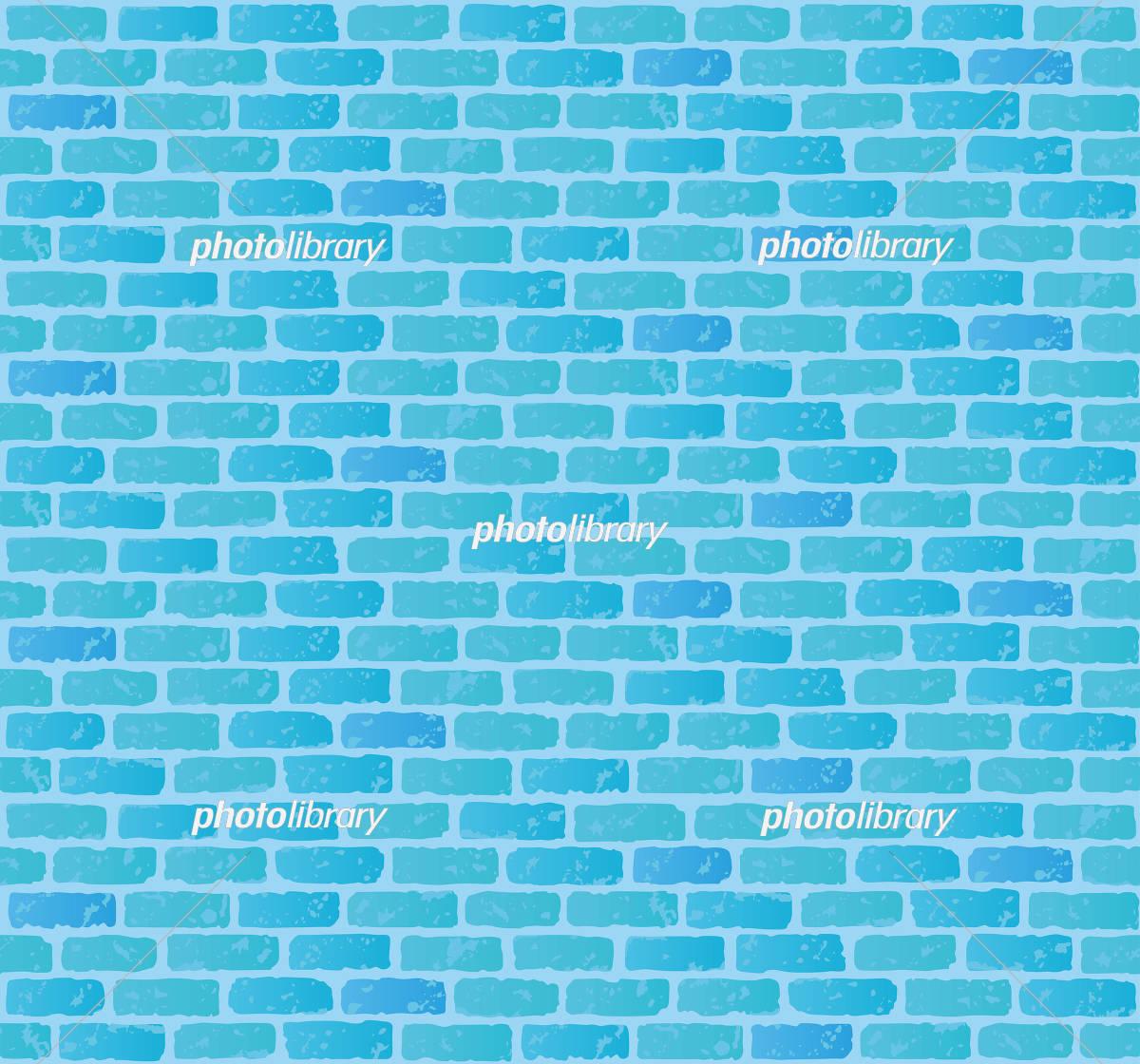 レンガ壁 アンティーク煉瓦 イラスト素材 5492042 フォトライブ