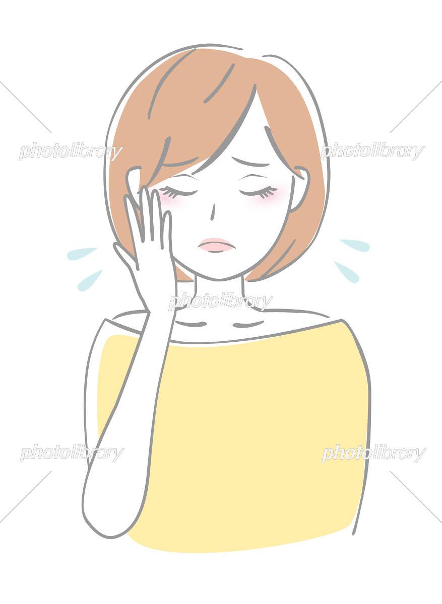 たら 腫れる が 泣い 目