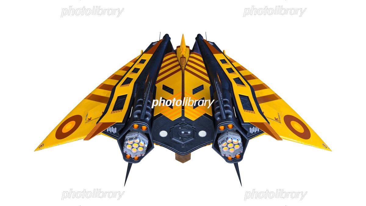 宇宙船 イラスト素材 5525686 フォトライブラリー Photolibrary