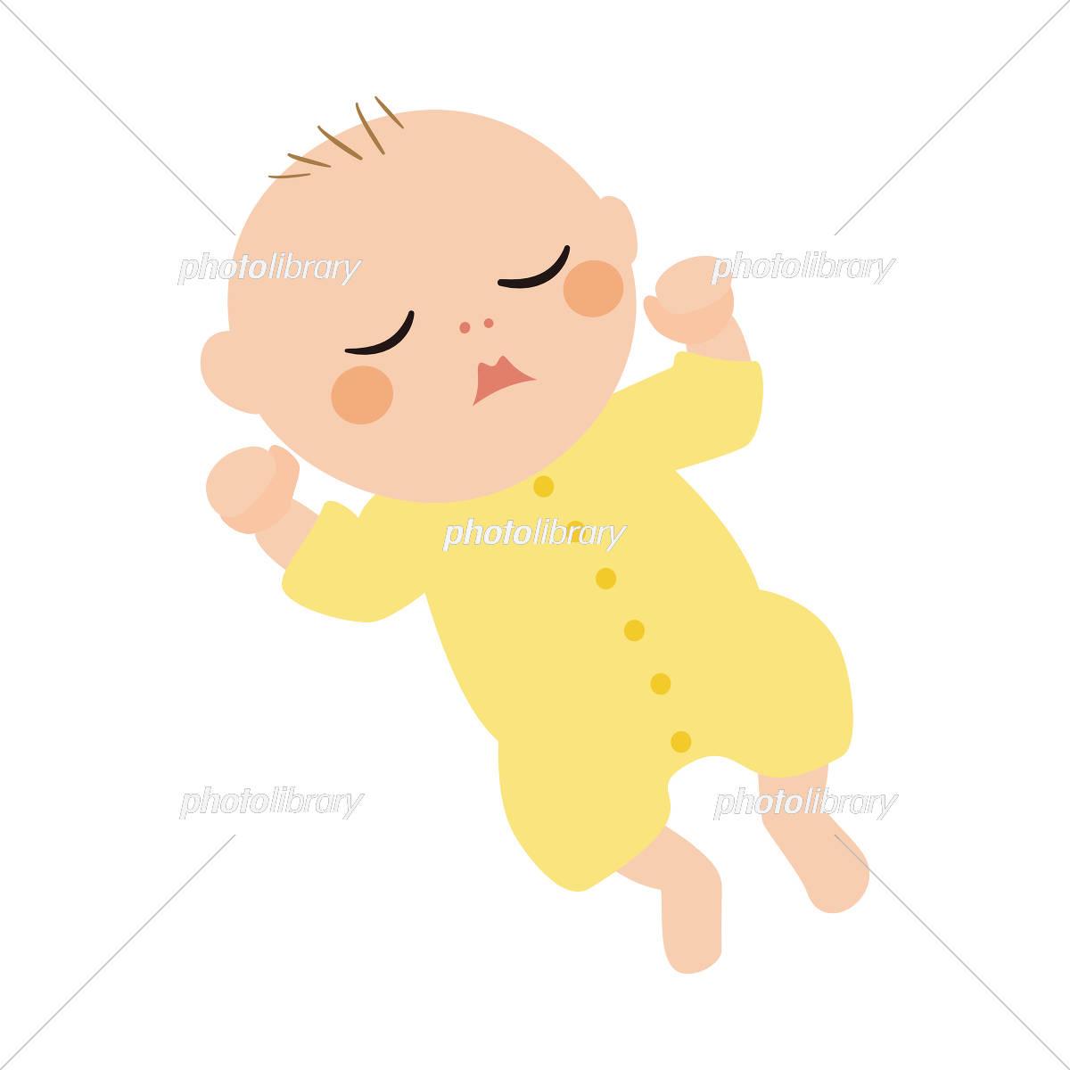 赤ちゃん イラスト イラスト素材 5554048 フォトライブラリー