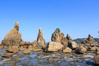 写真 Evening bridge pension rock Wakayama prefecture(5589543)