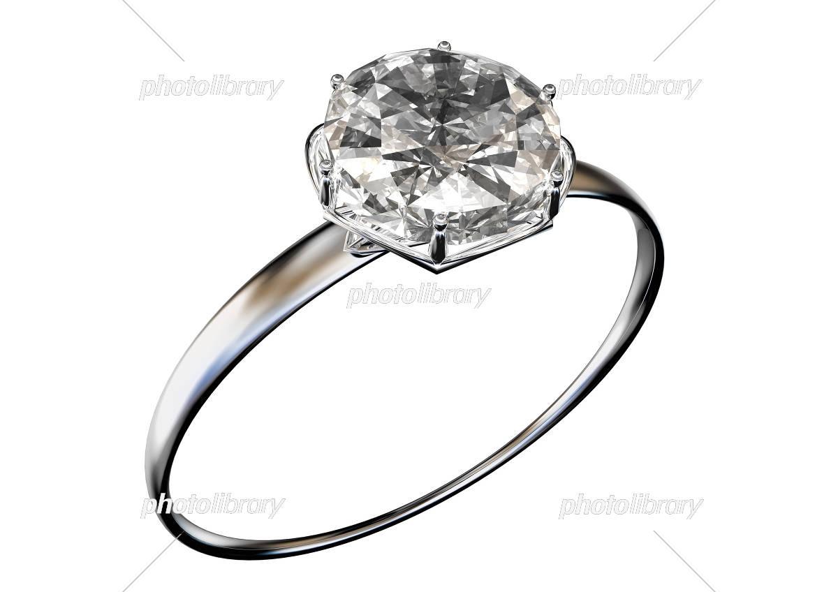 ダイヤの指輪 ダイヤモンド イラスト素材 5629692 フォトライブ