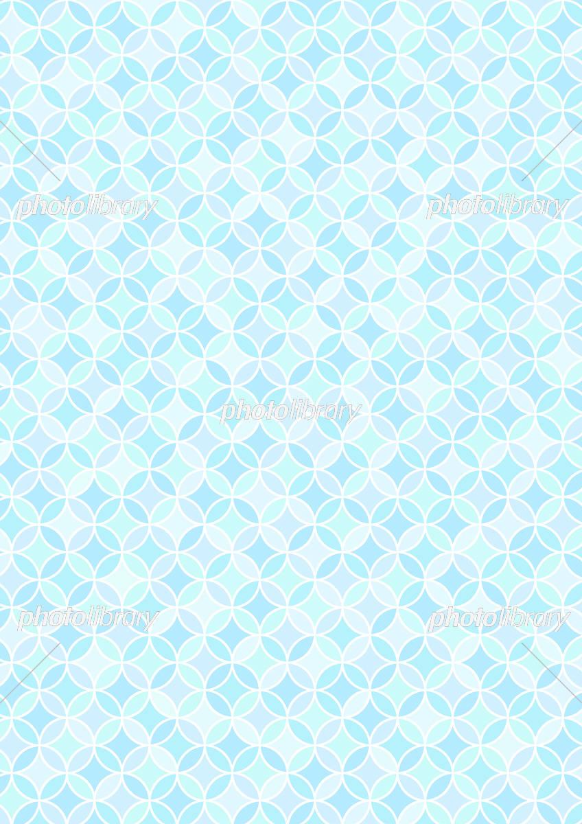 七宝模様壁紙 イラスト素材 5634837 フォトライブラリー