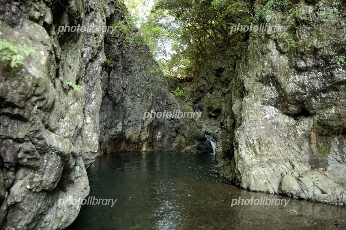 美霞洞渓谷 写真素材 [ 5662772 ] - フォトライブラリー photolibrary
